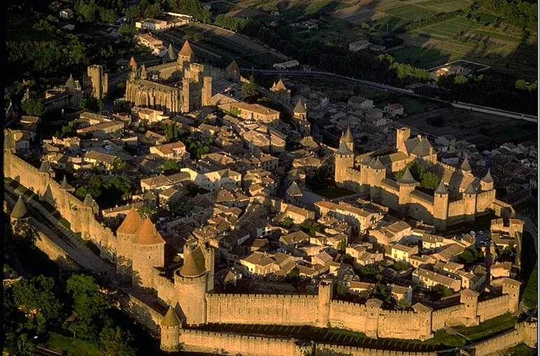 Carcassonne - La provenza italiana ...